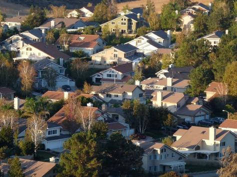 Random Houses in Simi Valley