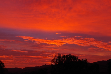 Sunrise, Simi Valley