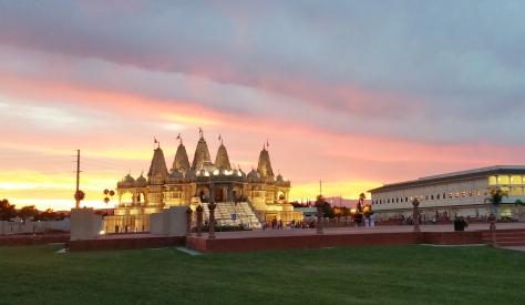 BAPS Chino Hills temple in LA